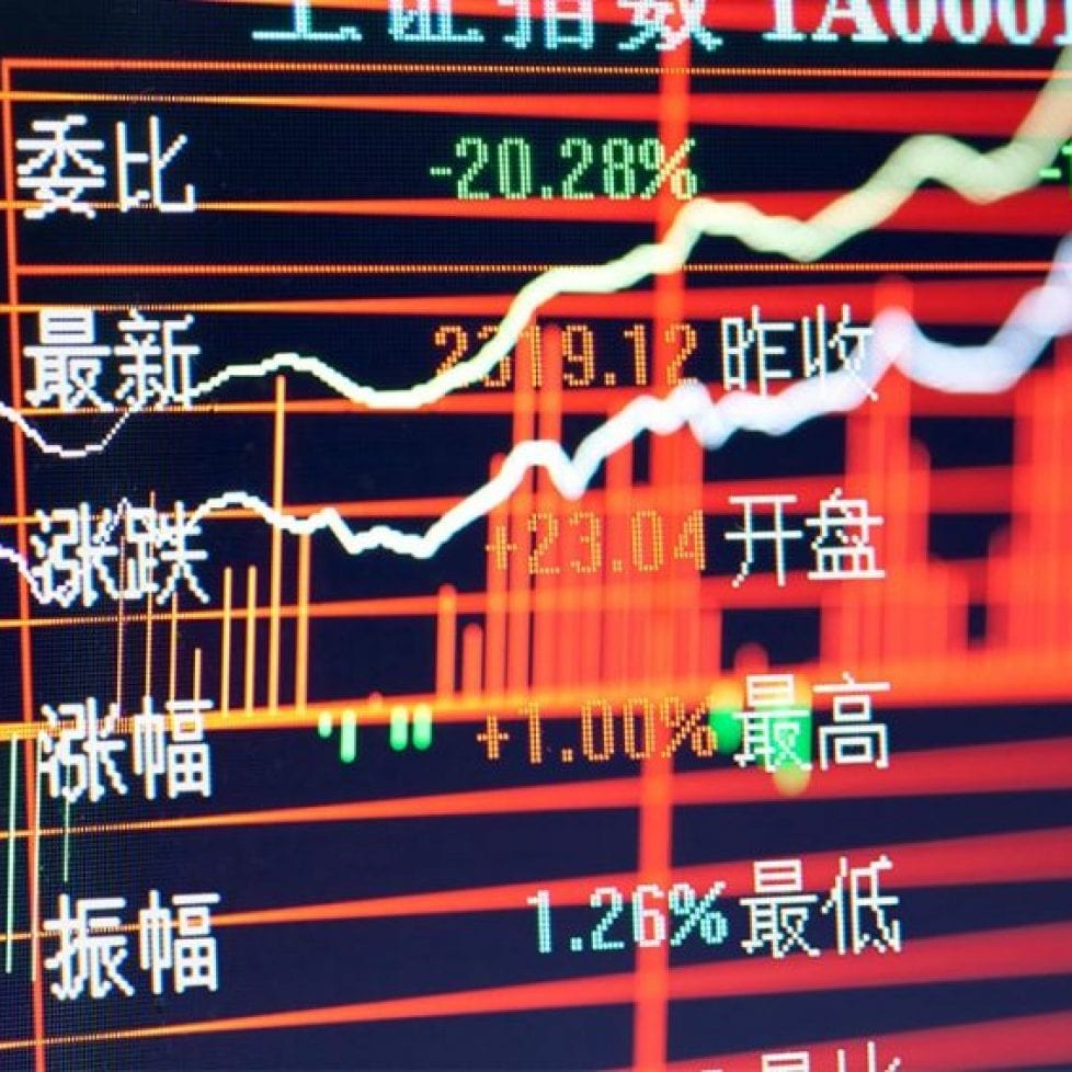 MSCI opens to China