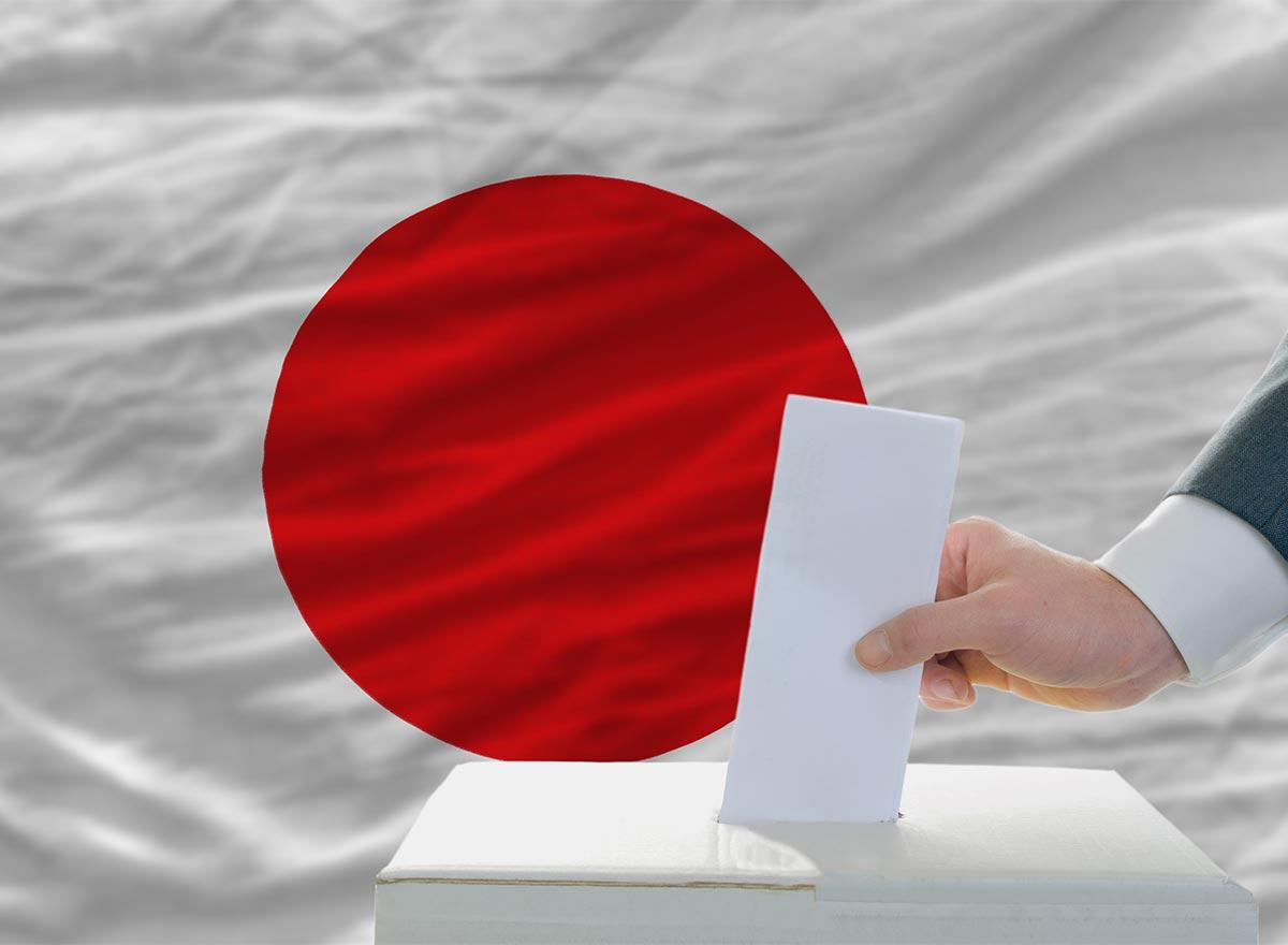 Japan's election gamble