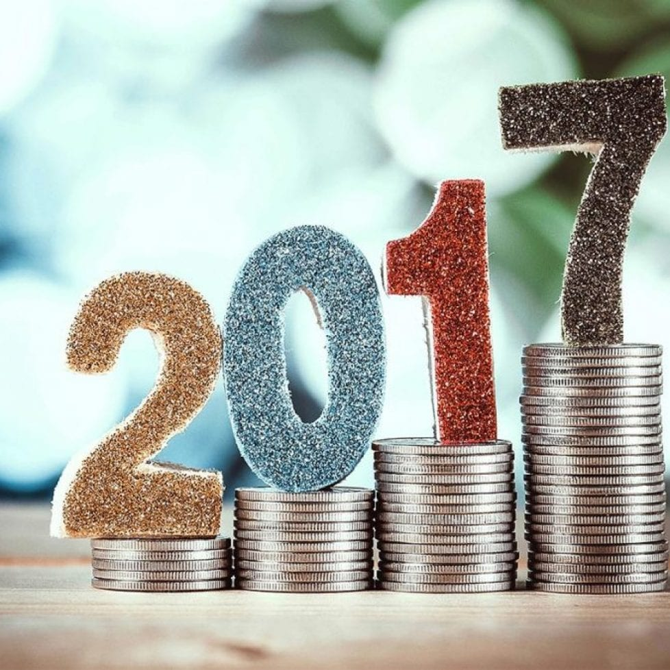 2017 a rewarding year for shares
