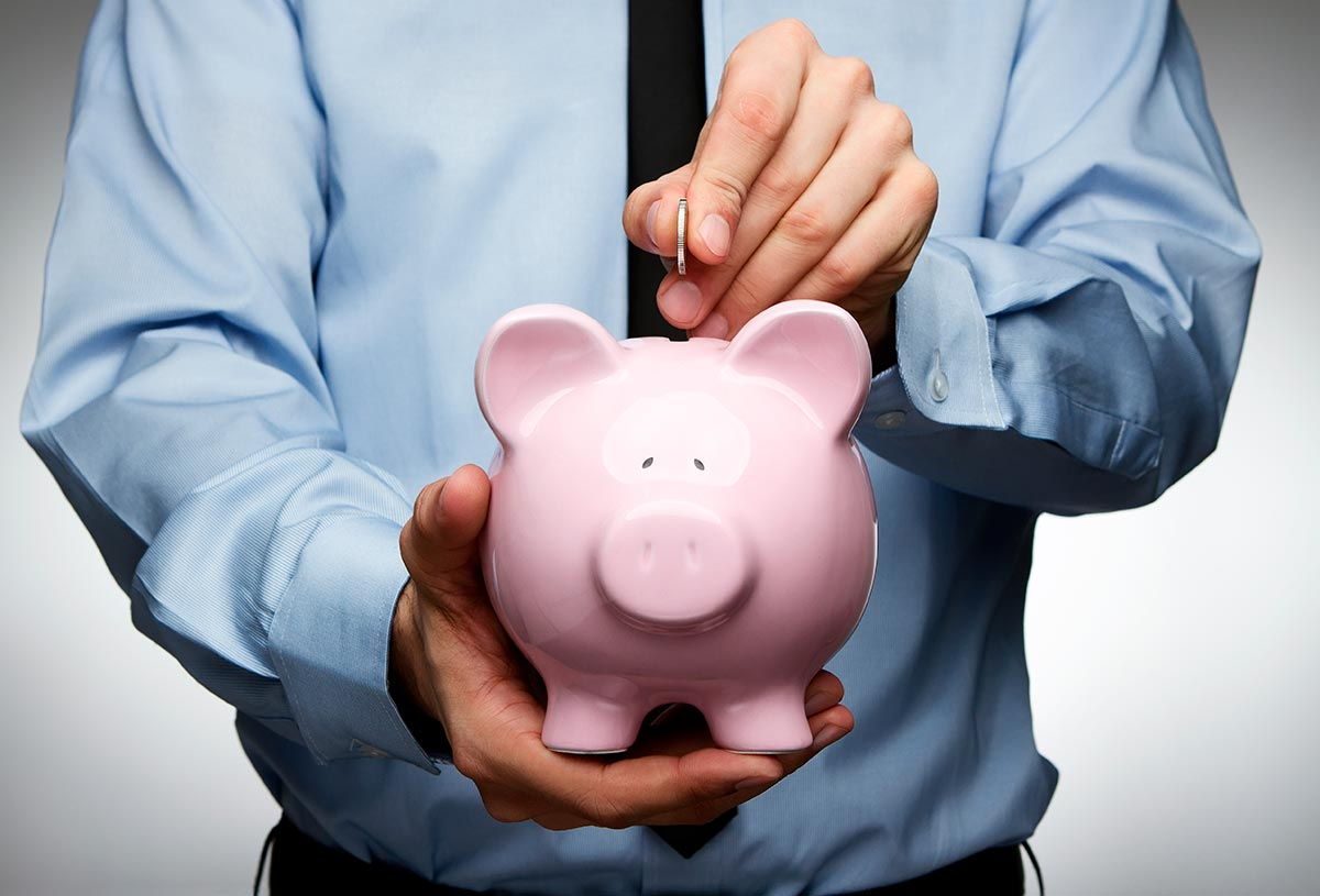 Pension contributions