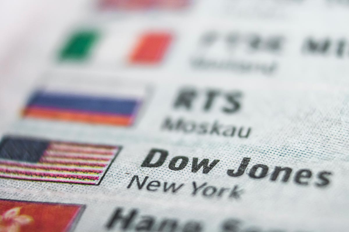 How useful is the Dow?