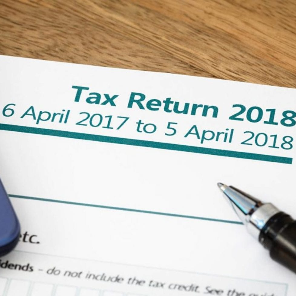 Taking early advice on your tax return