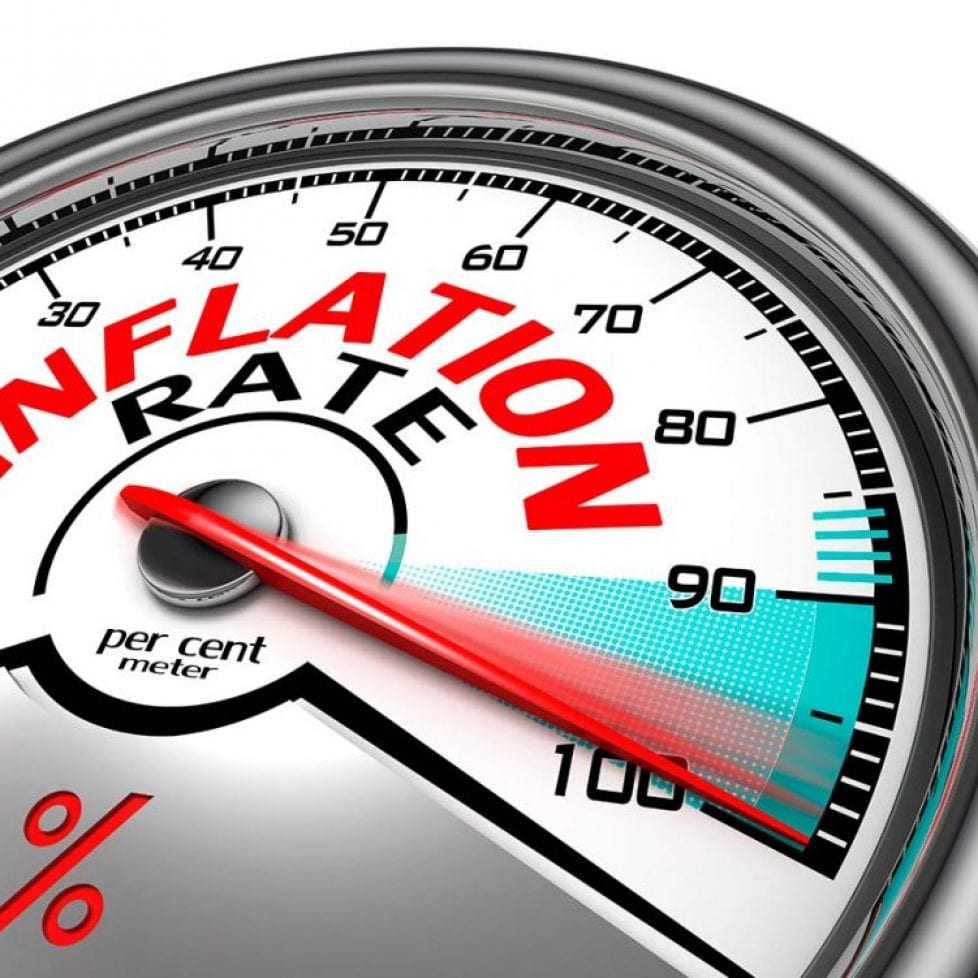 The pressure is dropping on inflation
