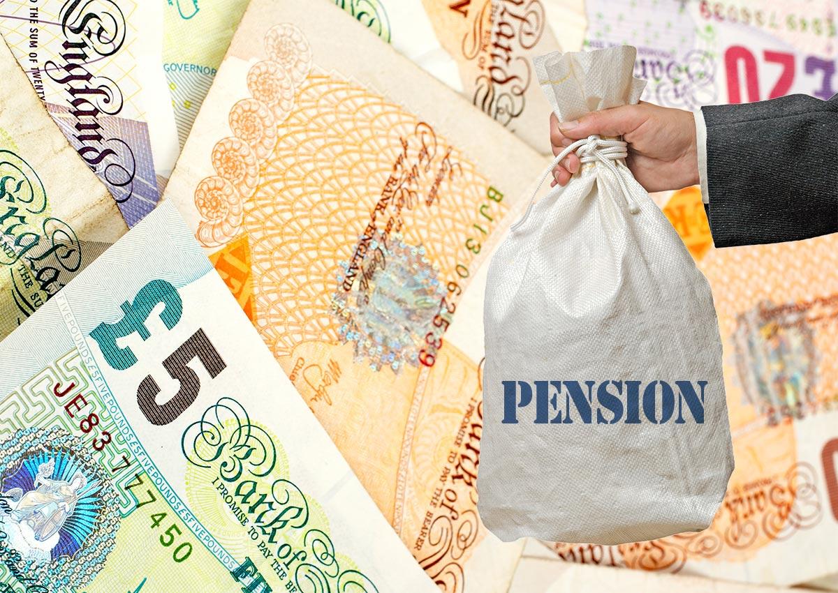 Pension transfers skyrocket