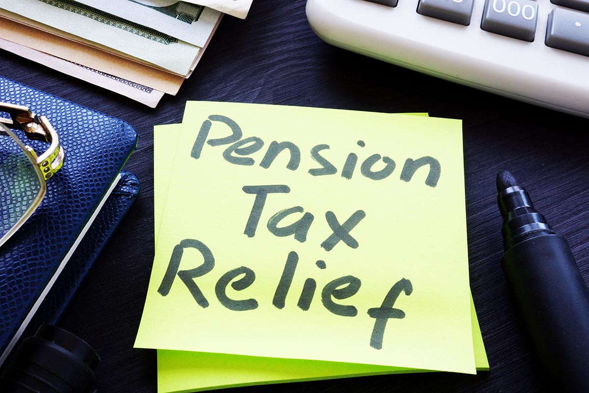 pension tax relief