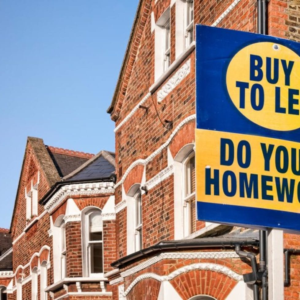 Buy-To-Let: Do Your Homework