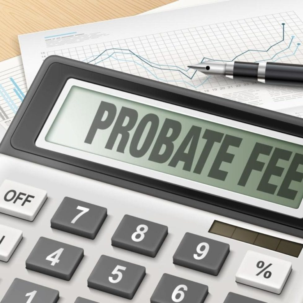 New probate fees to affect many estates