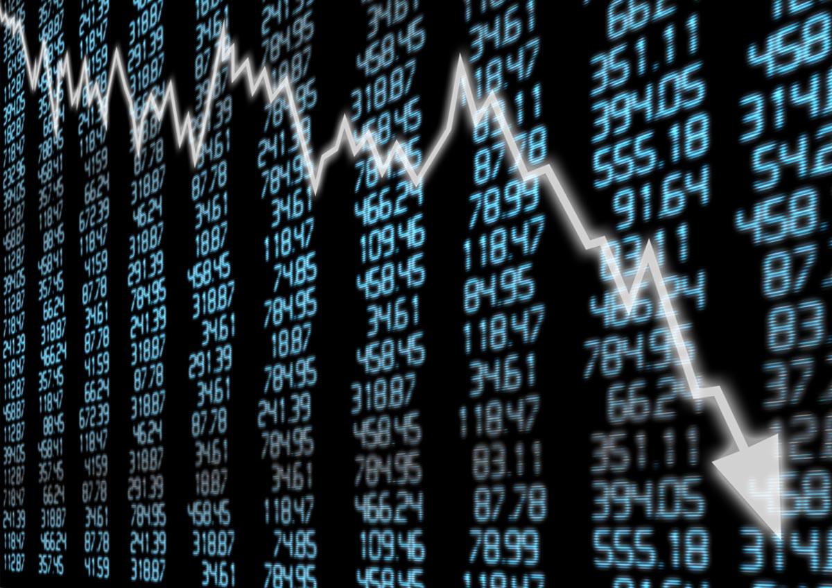 Markets fell in 2018
