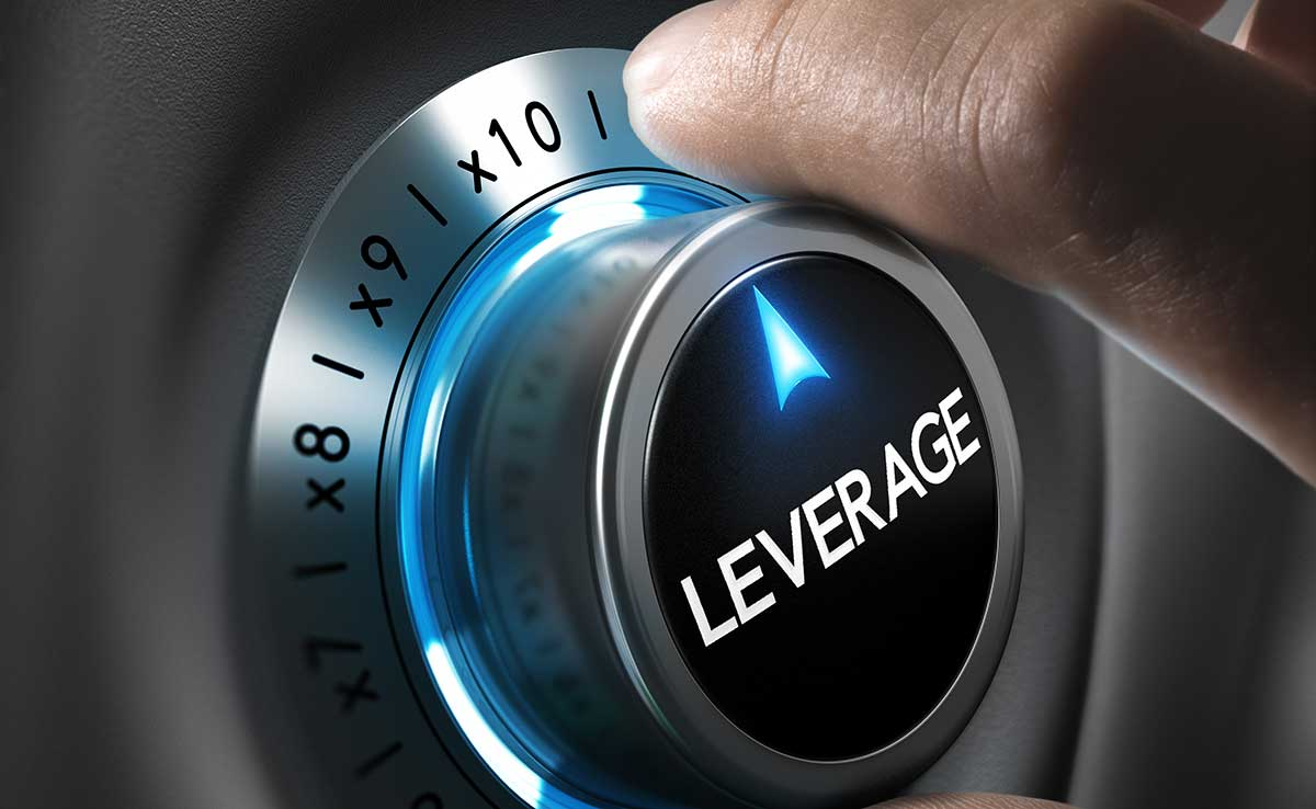 Leverage-not-without-risk